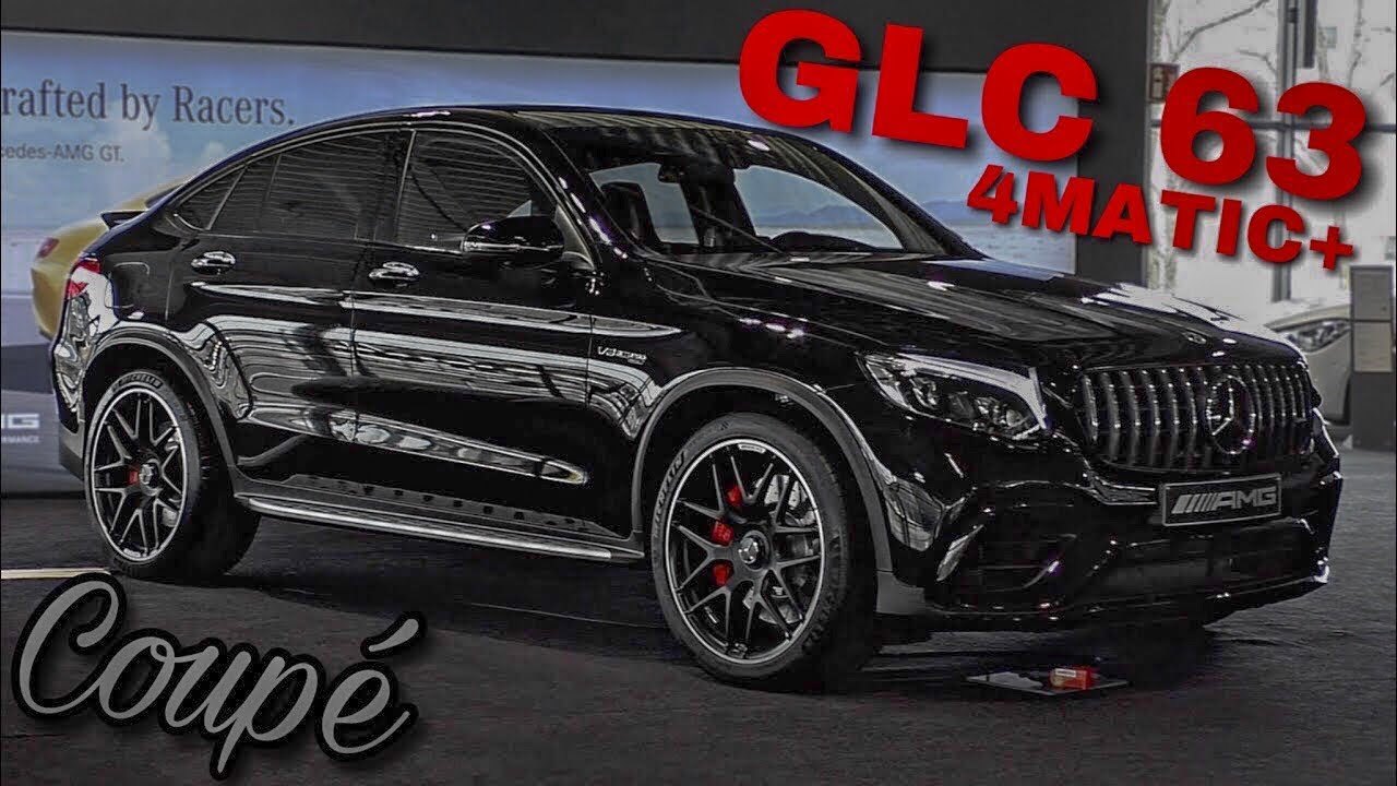 2018 Mercedes AMG GLC 63 S 4MATIC Coup Exterior