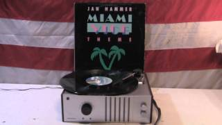 Jan Hammer - The Original Miami Vice Theme (1985)