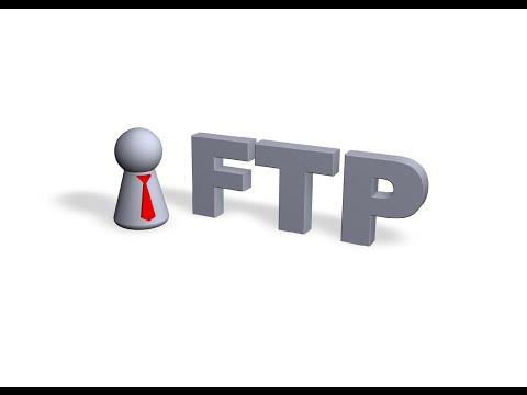 Настройка Ftp сервера через Wifi. Как сделать домашний FTP сервер.