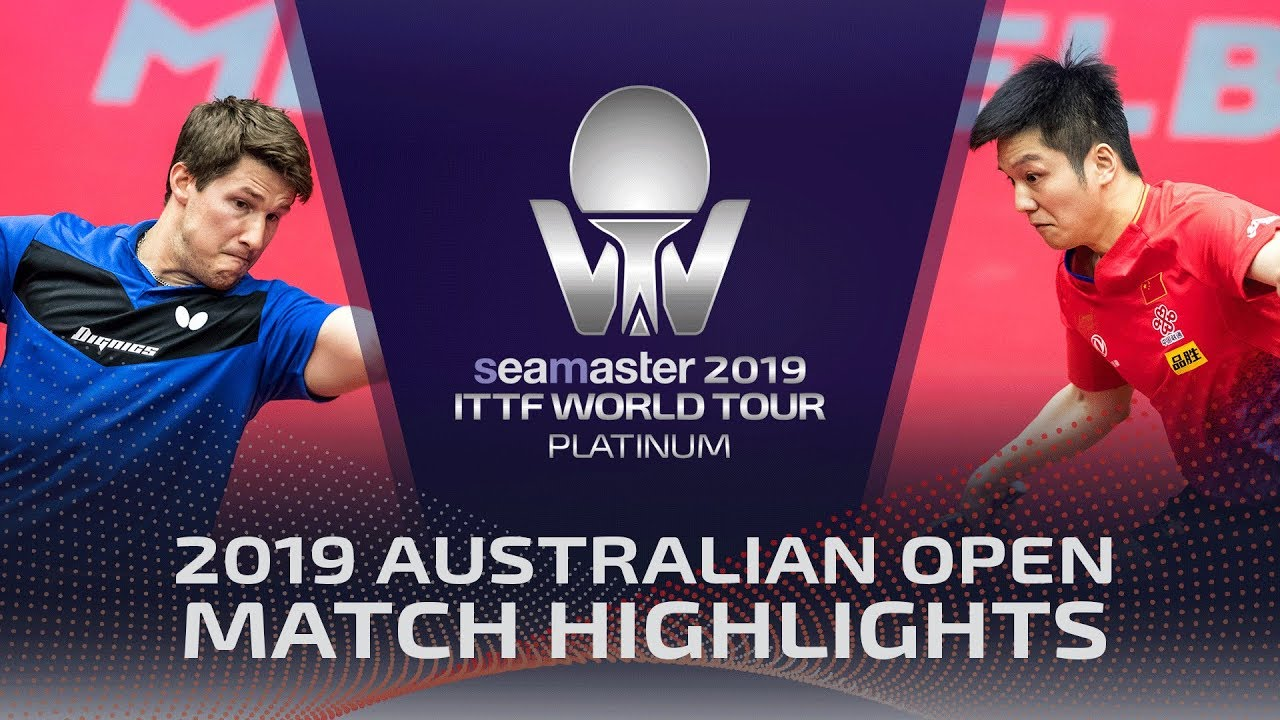 Download Fan Zhendong vs Kristian Karlsson | 2019 ITTF Australian Open Highlights (R32)