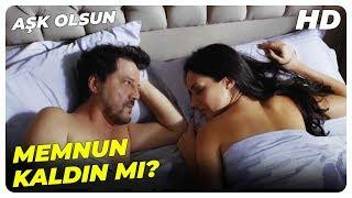 Aşk Olsun | Ozan Ve Pınar'ın İlk Gecesi | Türk Filmi