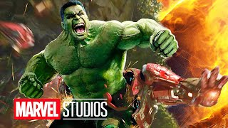 Avengers Infinity War The Hulk Thanos Scenes Explained by The Russos