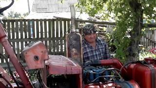 Проблема с топливной системой(ТНВД от MTZ) на Wladimirec T-25