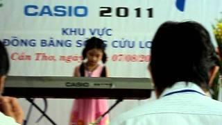 Festival Organ 2011 - Nguyễn Đan Vy - H'ren lên rẫy - Giải nhất bảng C