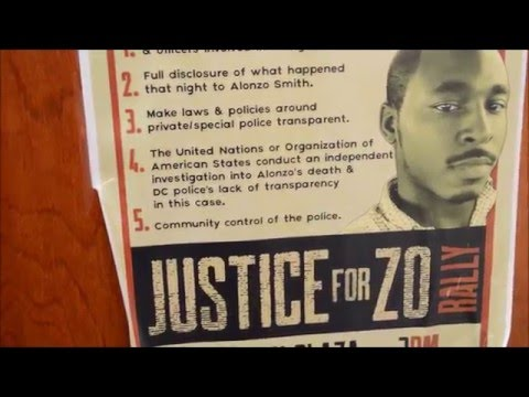 Justice 4 Zo, Community Controled Police, and Chewing Gum