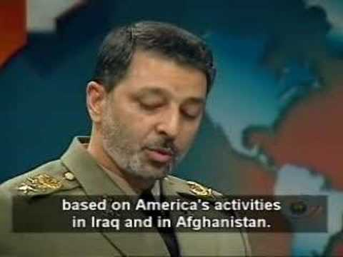 Iranian joint chief of staff
