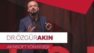 Robotlar Hayatımızda - Özgür Akın - TalksTurkey - Konya