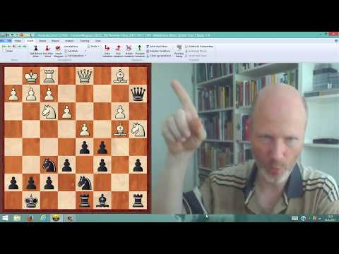 Chess News #51: Aronian-Carlsen, Stavanger 2017 - Part II