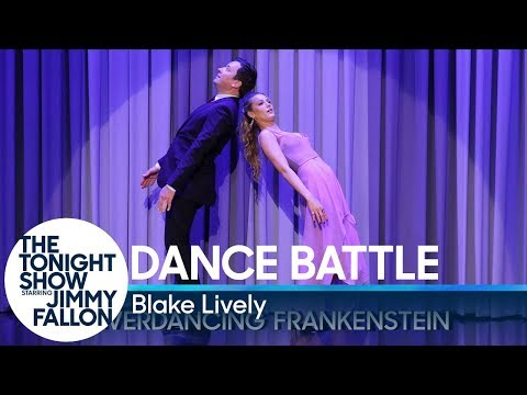 Dance Battle with Blake Lively