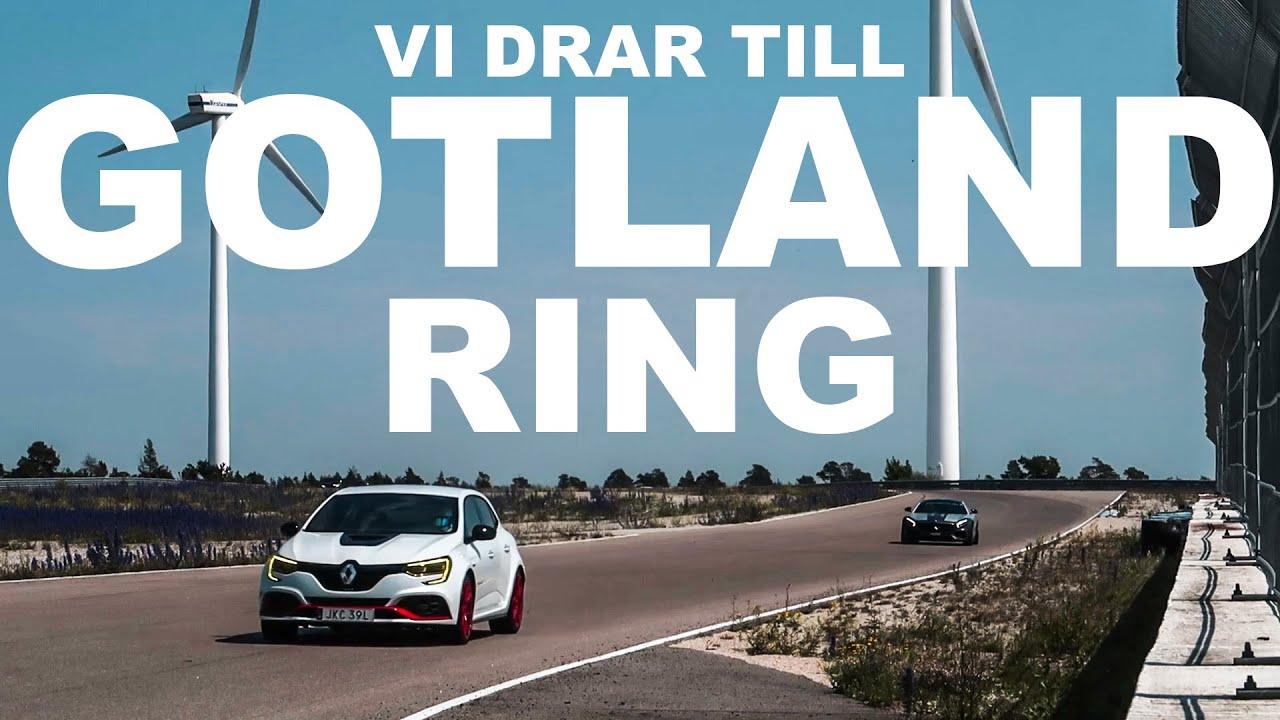 VI DRAR TILL GOTLAND RING | VLOGG