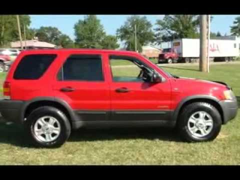 2002 ford escape st louis mo youtube. Black Bedroom Furniture Sets. Home Design Ideas
