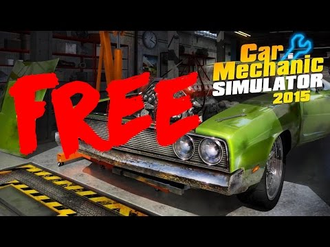 Car mechanic simulator 2015 download free mac