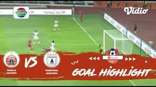 Persija Jakarta (1) vs (0) Persipura – Goal Highlight | Shopee Liga 1