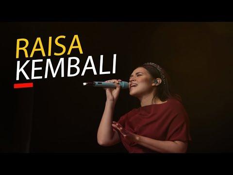 RAISA - KEMBALI Live At Konser Istimewa BPD DIY