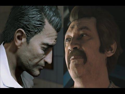 MAFIA III guia 100% Un Favor para Vito y Burke: Necesito un favor y Son del Ira