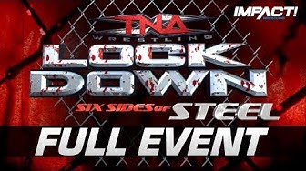 Lockdown 2009: FULL PAY-PER-VIEW! | IMPACT Wrestling Full Events