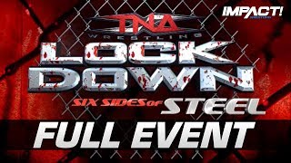 Lockdown 2009: FULL PAY-PER-VIEW! | IMPACT Wrestling Full Events