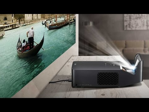 LG PF1000U - супер проектор