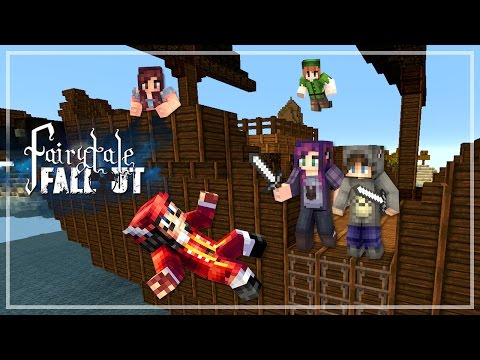 CAPTURED BY PIRATES!! | Fairytale Fallout (Minecraft Roleplay) | Season 2 Ep 11