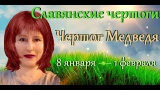Славянские чертоги, чертог Медведя по дате рождения