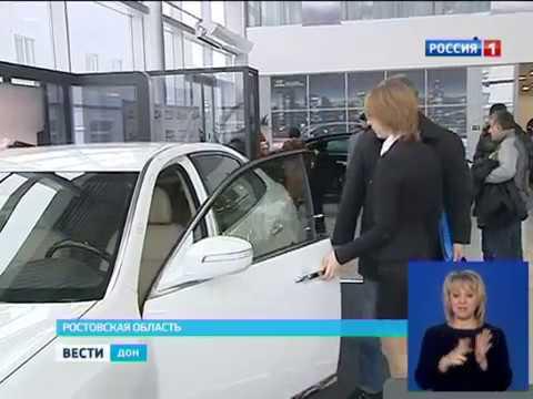 Ростовская область вошла в топ-10 регионов России по продаже новых машин