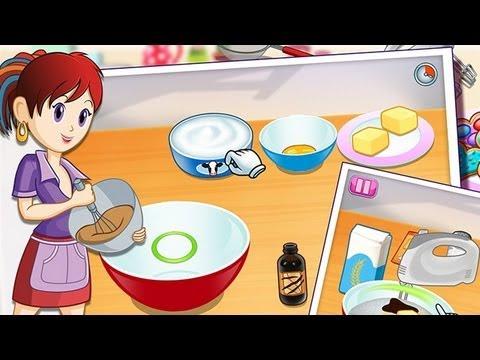 Juegos de cocinar con Sara  YouTube