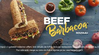 Subway® - Beef Barbacoa & verr...