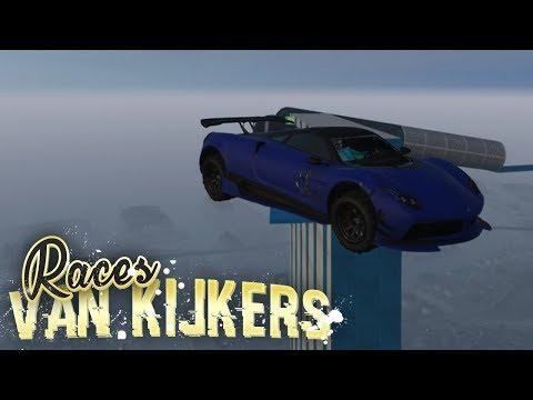 NIET DOOR DE BINNENBOCHT! - Races van Kijkers #77 (GTA V Online Funny Races)
