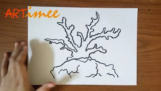 How to Draw Coral