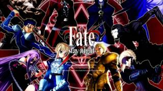 Fate Realta Nua-Mighty Wind extended
