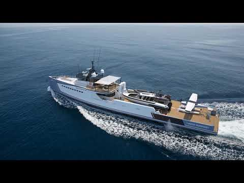 Amels and Damen Showcase Yachts in Monaco