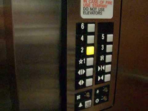 Otis Elevator At Hilton Garden Inn In Rock Hill, SC   YouTube