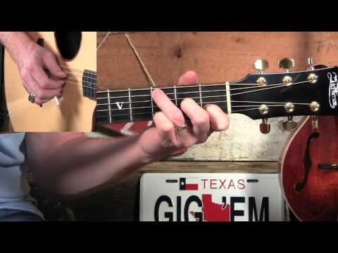 Amazing Grace- Basic Fingerstyle Solo