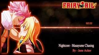Repeat youtube video Nightcore - Masayume Chasing (Extended Version)