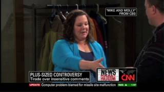 CNN: Should overweight people be on TV?
