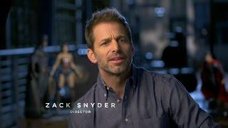 Batman v Superman: Dawn of Justice IMAX® Behind the Frame