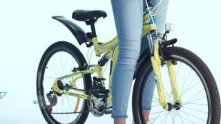 "Видеообзор велосипеда Rocket 24"" от Discovery 2017"