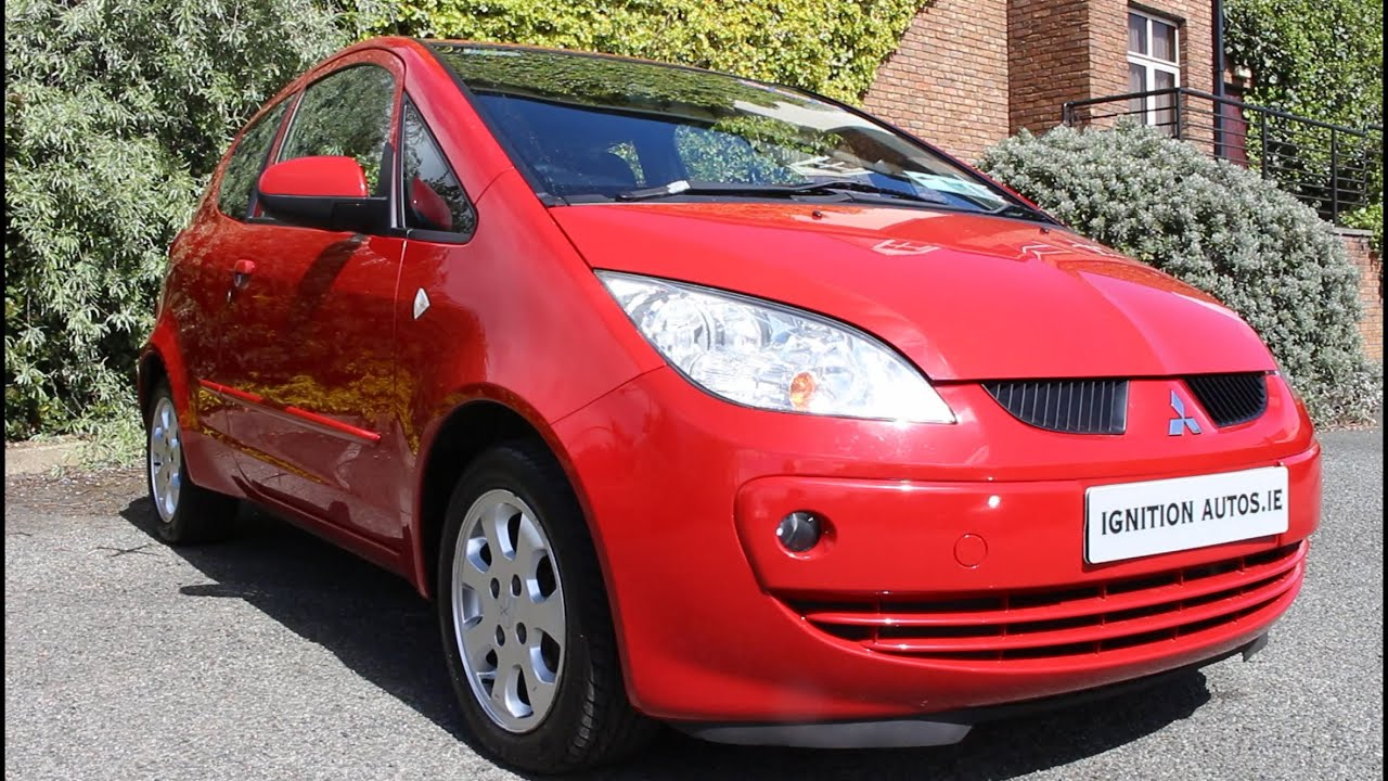 Mitsubishi Colt Reviews Mitsubishi Colt 2004 2013 Review Carsireland Ie Youtube