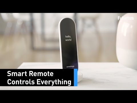 Control Your Entire House With A Single Remote