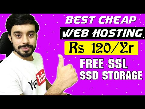 Best Cheap Web Hosting 2020 | How to Buy Domain and Hosting