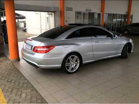 2012 mercedes benz e class e 350 coupe amg b e auto for sale on auto trader south africa youtube. Black Bedroom Furniture Sets. Home Design Ideas