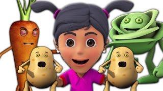 Aloo Bola Mujhko Khalo | Rhymes In Hindi | Hindi Kids Song | Kids Tv India | Hindi Nursery Rhymes