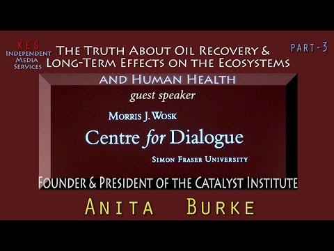 """No Price on Sacred"" Big Oil-The Inside Story_Anita Burke"