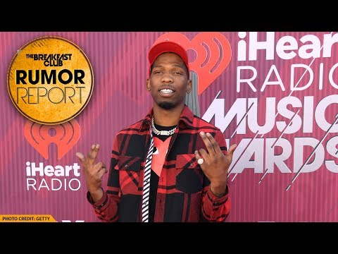 DJ Slab 1 - Blocboy JB Wins Best New Hip-Hop Artist At iHeartRadio Music Awards