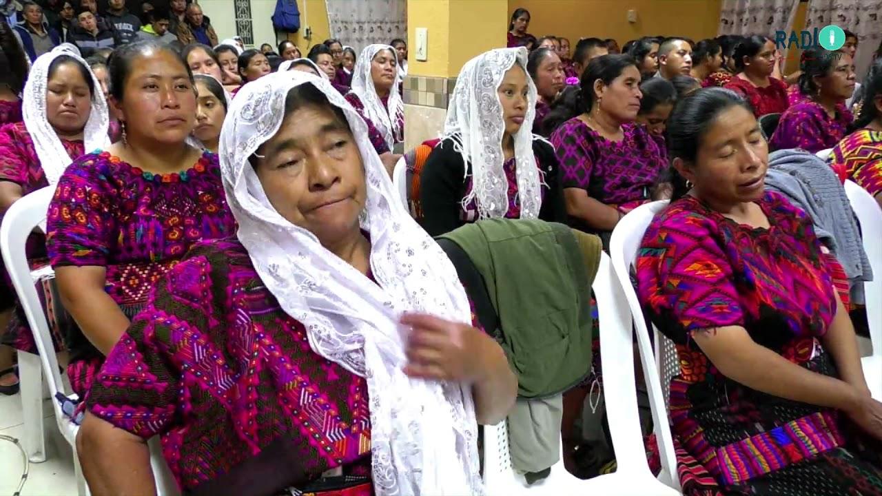 Download Maynor Morales y Agrupación Emanuel en vivo desde Cantón Panimache IV, Chichicastenango