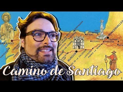 George Pop Ep 84  Camino de Santiago 2017