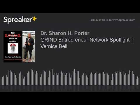 GRIND Entrepreneur Network Spotlight  | Vernice Bell | Konceitid LLC