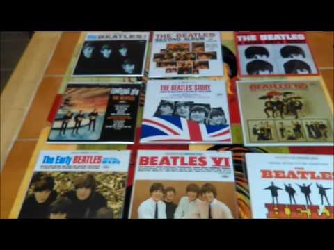 The Beatles Stereo Box Set & US Albums