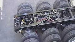Tag Axle on a Tandem Tractor