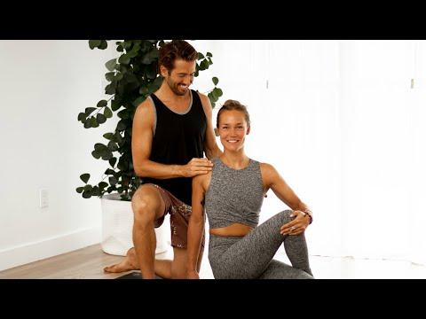 The 5 Basic Yoga Poses That Will Open Your Body Fundamentals Series | Tim Senesi Yoga